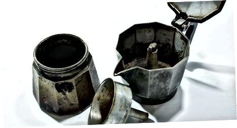 """""""Stovetop Espresso"""" uchun Moka Potidan foydalanish"""
