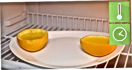 Jello Shot oranžne rezine