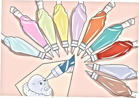 Valgomųjų cukraus kaukolės saldainių gaminimas
