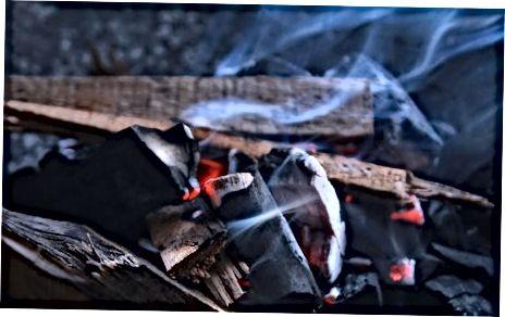 Bërja e Zezë e Opës në Grill