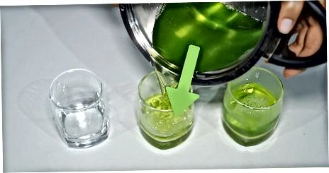 Zeleni Jello posnetki