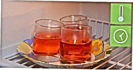 Močnejši Jello Shots (vodka)