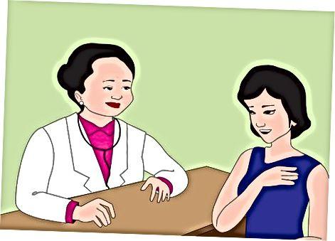 Консултовање са квалификованим пружаоцем здравствене заштите који подржава вашу одлуку