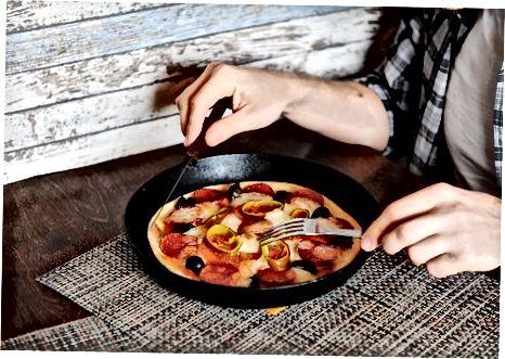 Ushqimi si një Italian