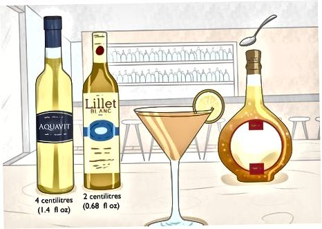 Mischen mit anderem Alkohol