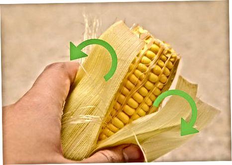 Замрзавање свјежег кукуруза на коцки