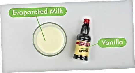 Prøver ingrediensvariasjoner