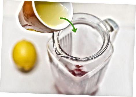 Malinali limonad tayyorlash