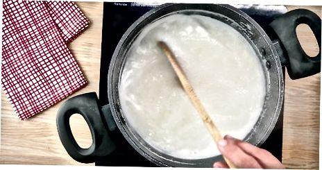Dulce de Leche maken met gewone melk