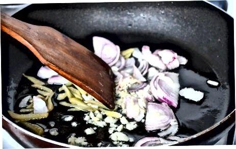 De aroma's koken