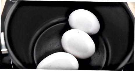 Trdo kuhana jajca