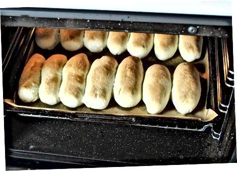 制作面包棒
