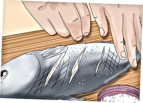 Підготовка риби