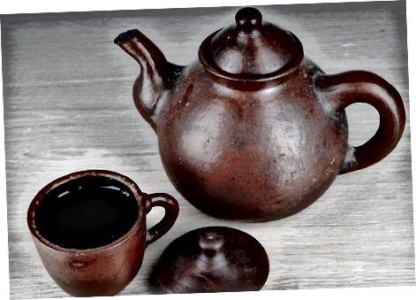 Chá de ervas (e nada mais)