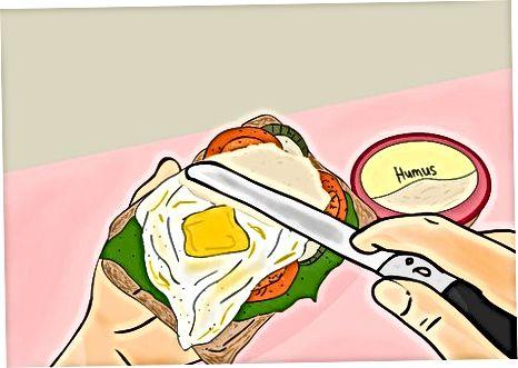 افزودن نخود به صبحانه خود