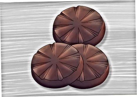 انتخاب شکلات مغذی