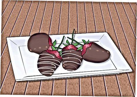 ترکیب شکلات در رژیم غذایی شما