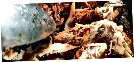 Sandvitx de Barbaque de Turquia