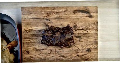 Roastbeef richtig schnitzen