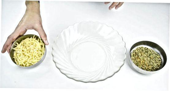 Röstitud suvikõrvitsate valmistamine