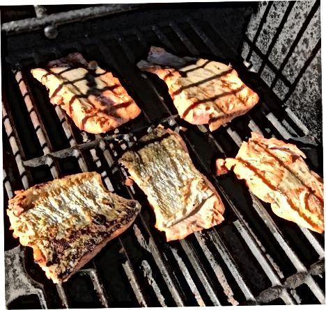 Кување лососа