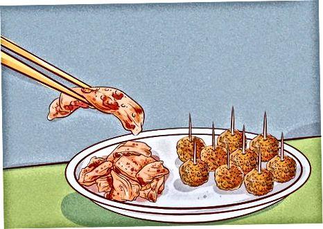 Ushqimi i Kimchi Plain