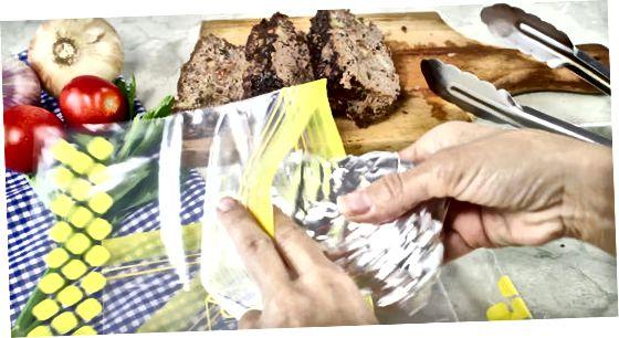 Ngrirja e mishit të gatuar