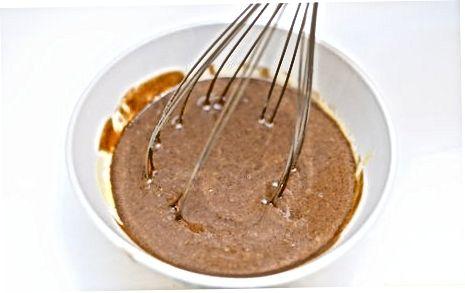 Marshmallow Crem-dan foydalanib, toffee pyuresini tayyorlash