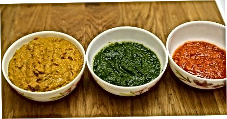 Aprenentatge dels bàsics de la pasta de curri