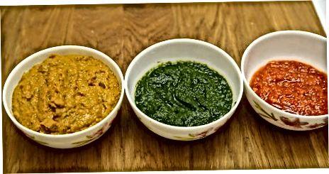 Curry Paste- ის საფუძვლების შესწავლა