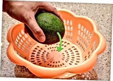 Geymsla Avocados