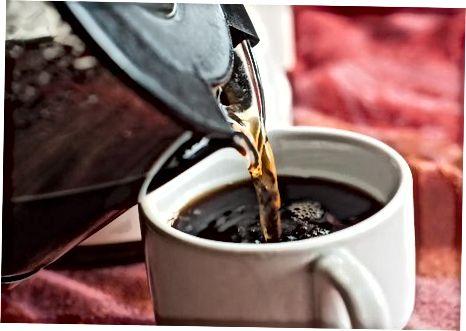 Qahvaxonada kofe tanlash
