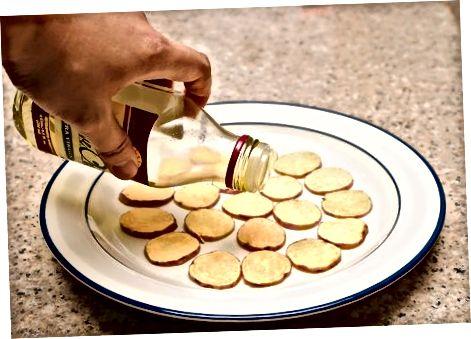 Zubereitung Ihrer Süßkartoffel
