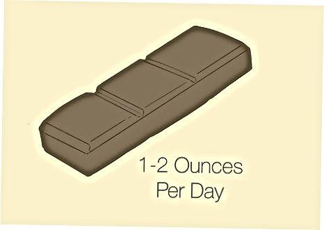 خوردن شکلات در اعتدال