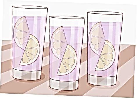 Gėrimų pasirinkimas