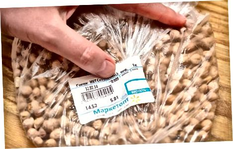 Getrocknete Kichererbsen kaufen