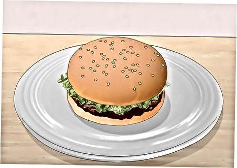Marrja e Burgerëve klasike të viçit
