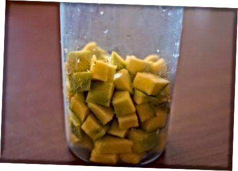 Mango aralashmasini tayyorlash