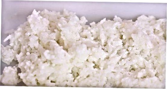 Oblikovanje riža