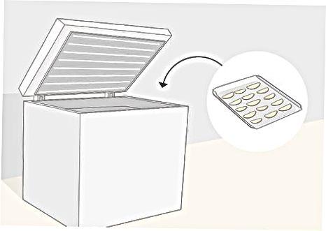 Duke përdorur një frigorifer