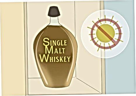 Whisky alleine trinken