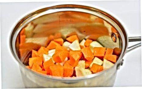 Mashed Rutabagas en Carrot maken