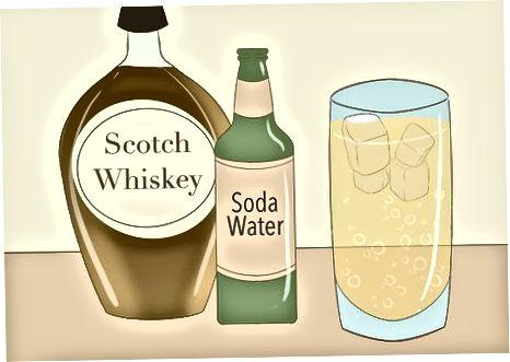 Whisky mit anderen Zutaten kombinieren