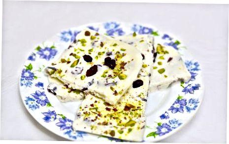 Griekse yoghurtschors maken