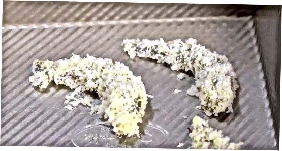 Kokosgarnalen maken in de oven