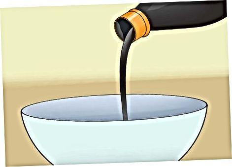 Fazendo um substituto de vinagre balsâmico
