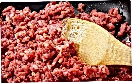 Cozinhar Cheeseburger Macarrão Hambúrguer Auxiliar