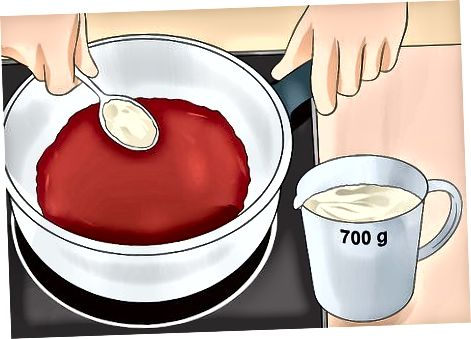 Fazendo vinagre balsâmico de sabugueiro
