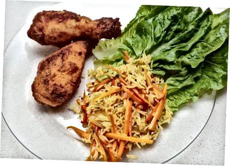 Serveert Fried Chicken