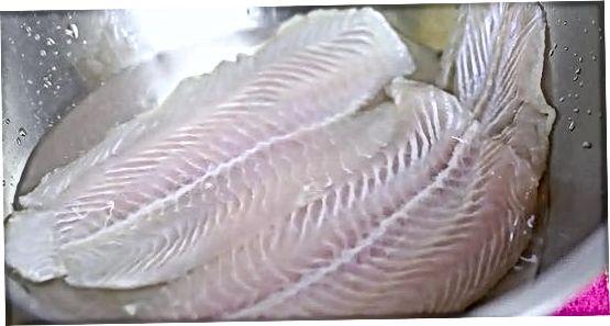 Përgatitja e Peshkut